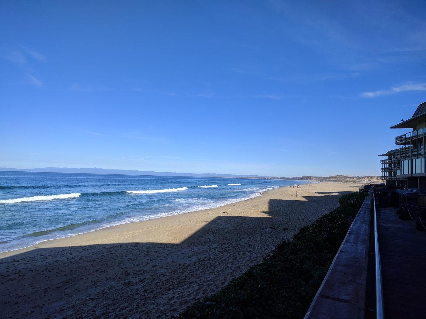 Beach Monterey