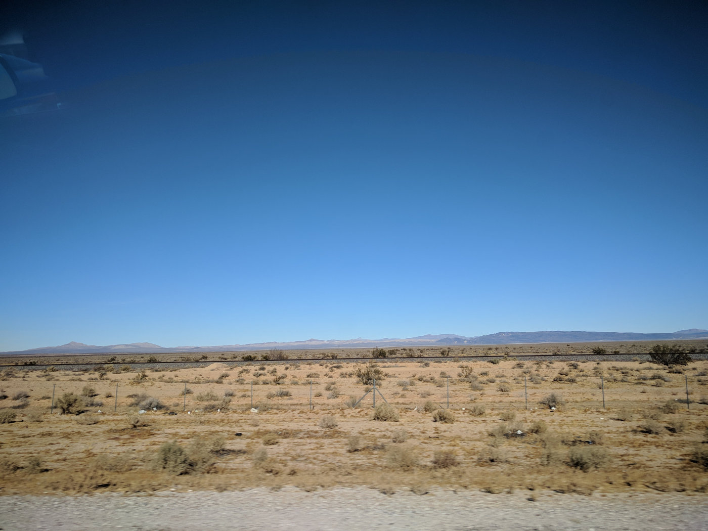 Cali Wüste