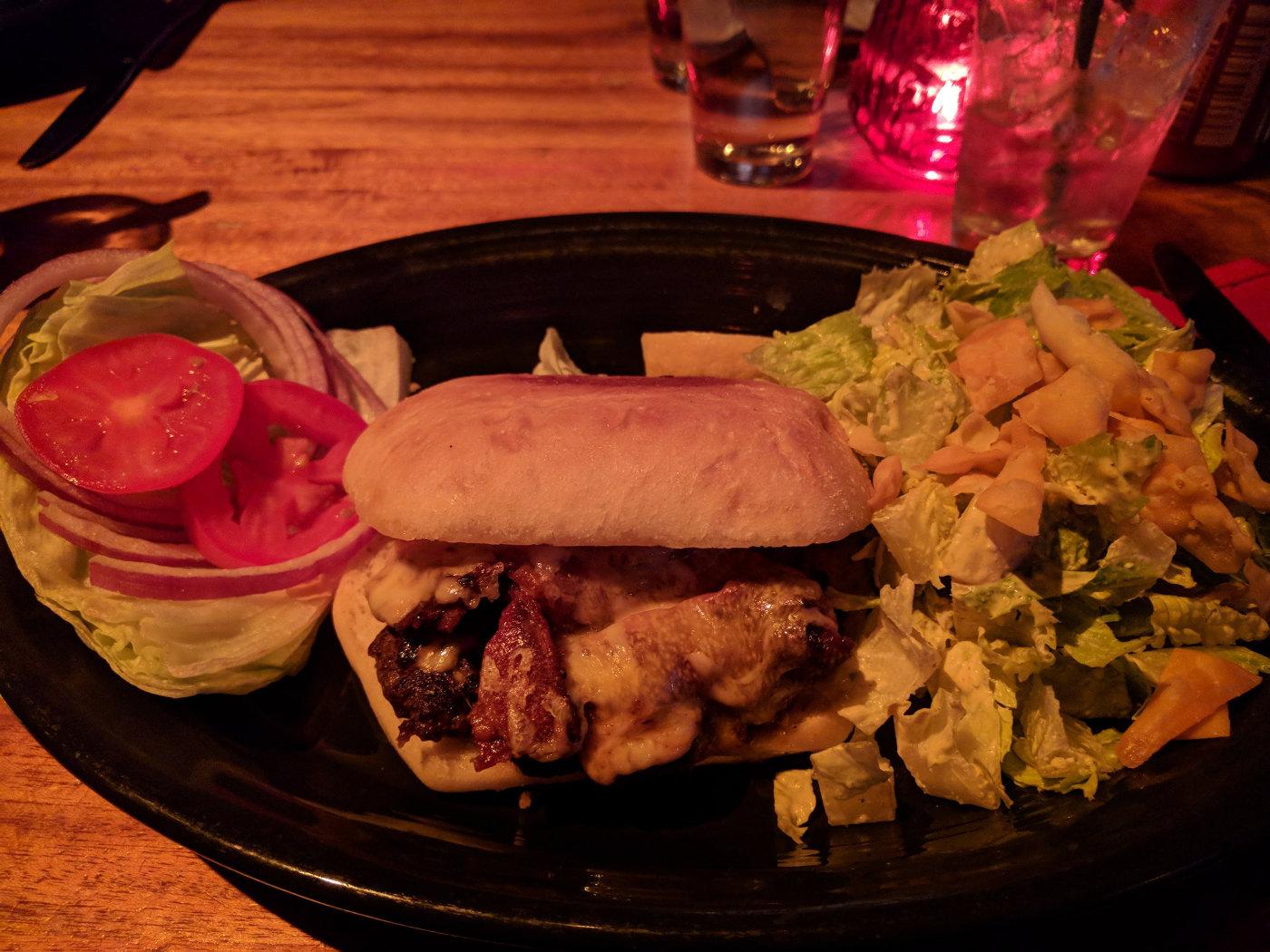 Hula Dinner