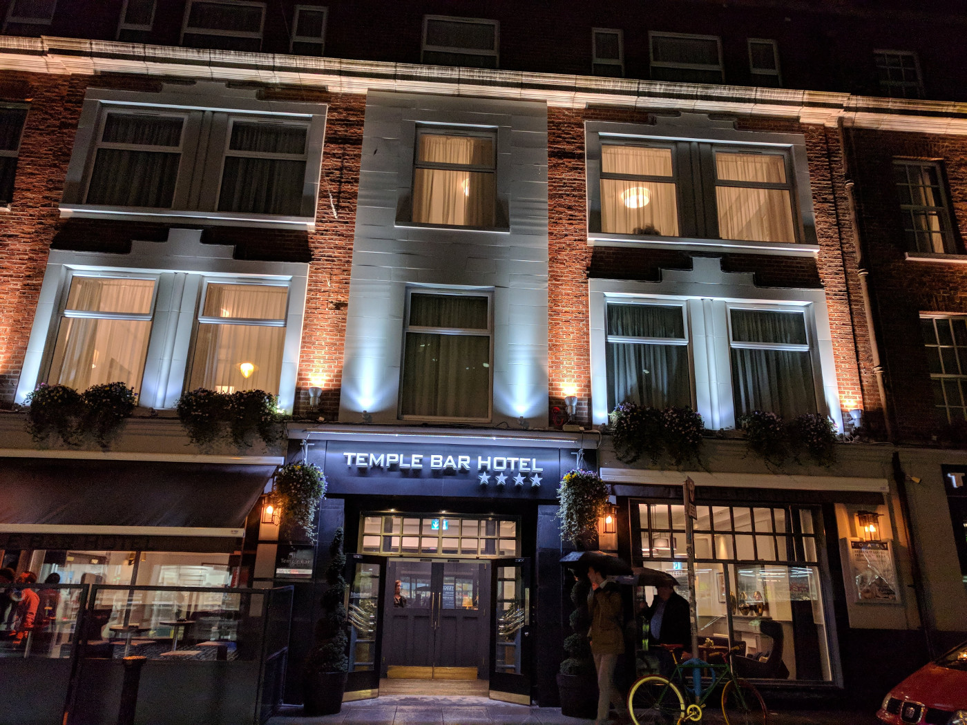 The Temple Bar Hotel